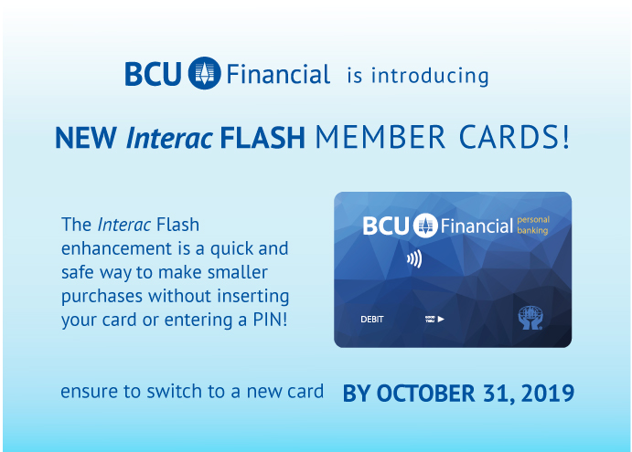 New Flash Member cards