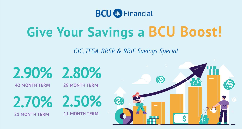 BCU Boost Special