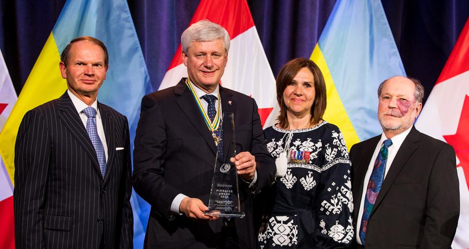 harper award