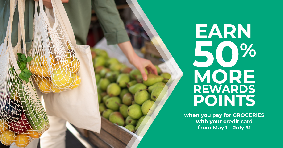 grocery rewards promo