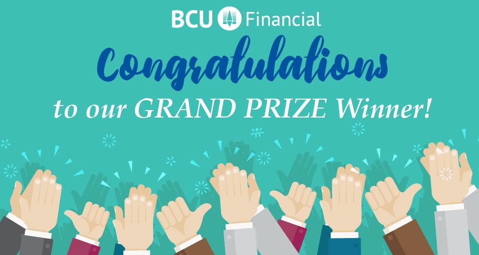 BCU Grand Prize Winner