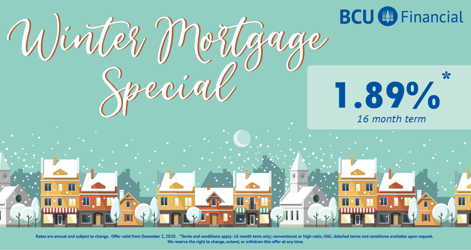 Winter Mortgage Special