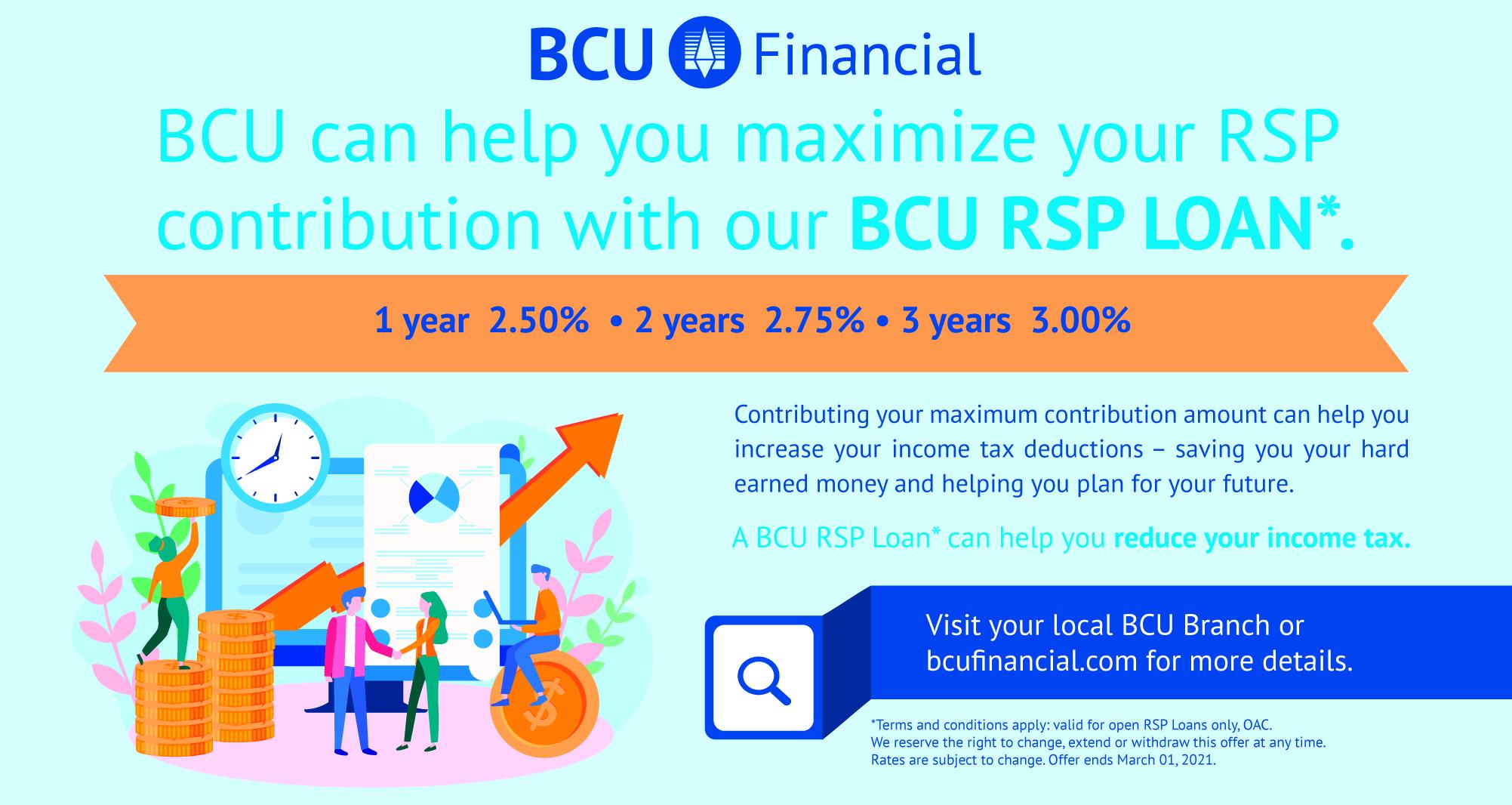 BCU RSP Loans