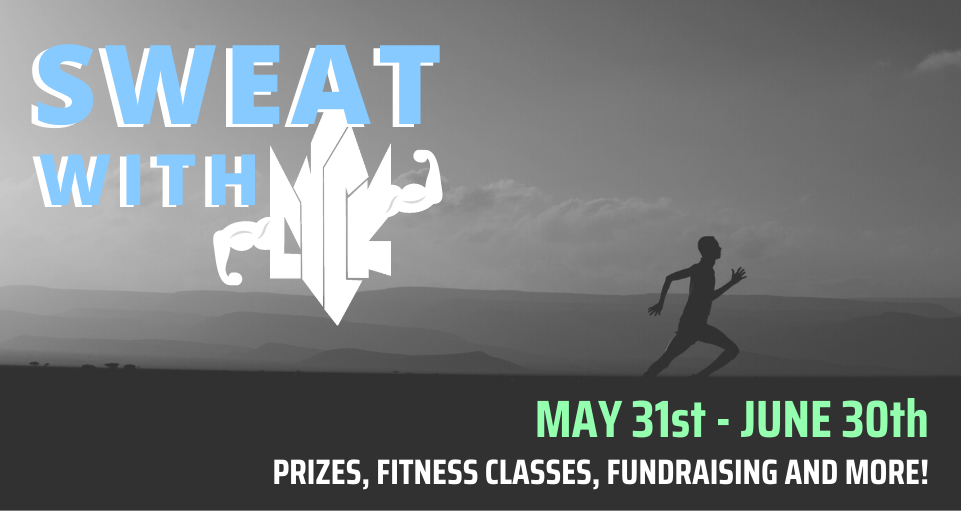 Sweat with SUSK - Community Event