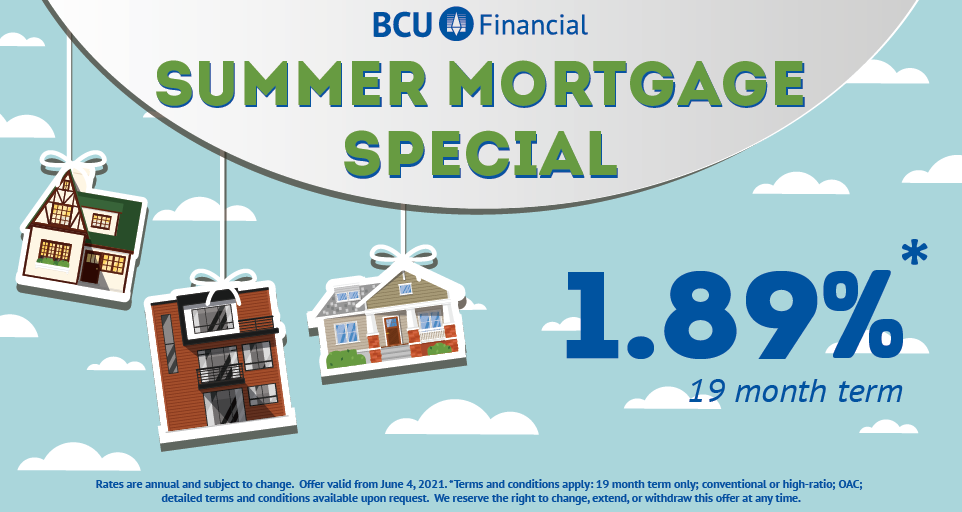 Summer Mortgage Special 2021