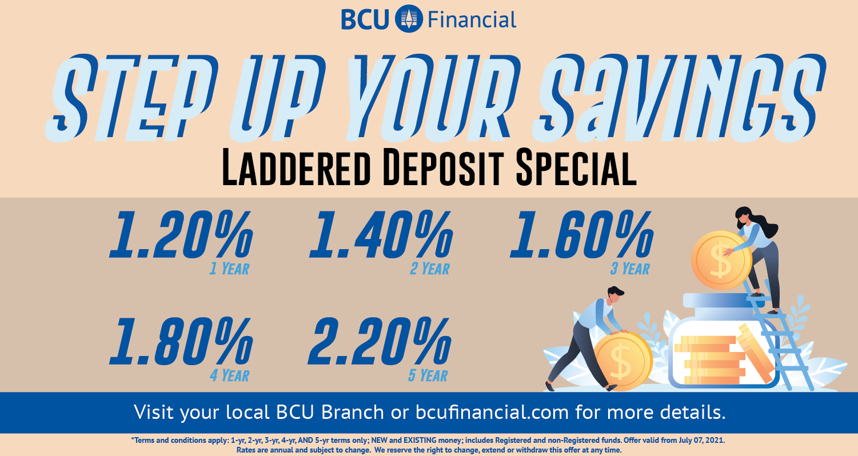 Step Up Your Savings
