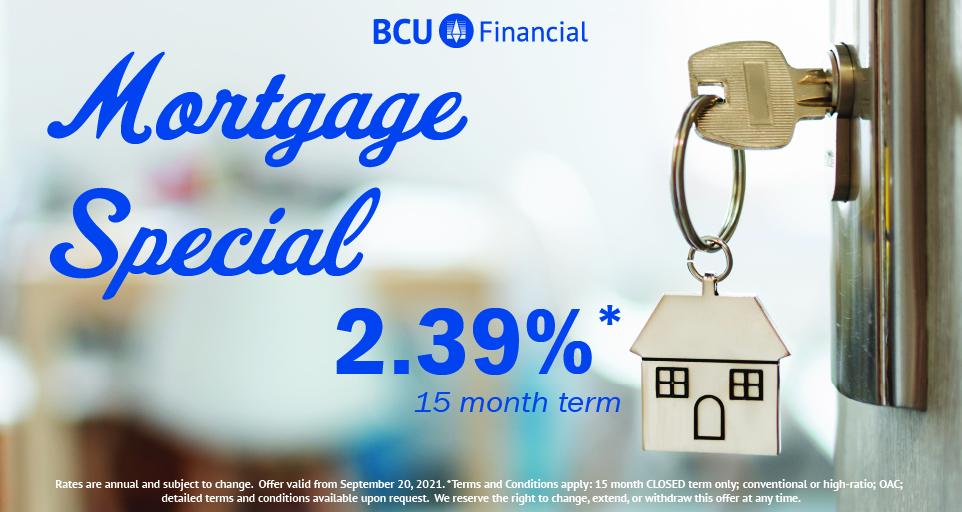 BCU Mortgage 2021